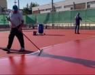 Ολοκαίνουργια γίνονται τα σχολικά προαύλια του Δήμου Αλίμου