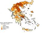 Κορωνοϊός: Στο μάτι της πανδημίας η Αττική με 1.571 νέα κρούσματα – «Βράζει» η Θεσσαλονίκη