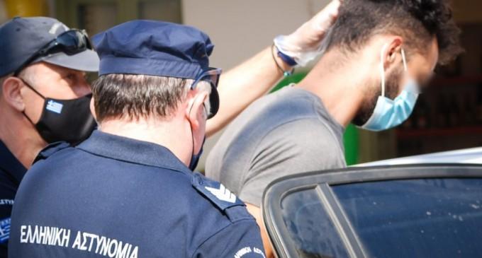 Φολέγανδρος: Στον Πειραιά ο δολοφόνος της Γαρυφαλλιάς – Μεταφέρεται στις φυλακές Κορυδαλλού