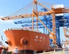 ΟΛΠ Α.Ε.: Κατέφθασε η Γερανογέφυρα Φορτοεκφόρτωσης Πλοίων Super Post Panamax του Προβλήτα Ι