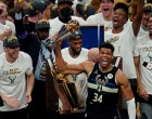 NBA: Μυθικός Γιάννης Αντετοκούνμπο, οδήγησε στο πρωτάθλημα τους Μπακς