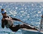 Ολυμπιακοί Αγώνες -Ιστιοπλοΐα: Σε τροχιά μεταλλίου η Καραχάλιου, 2η στη γενική κατάταξη στα Laser Radial!