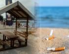 Άλιμος: Το πρώτο υπαίθριο στέγαστρο καπνιστών για αποφυγή ρύπανσης από τα αποτσίγαρα