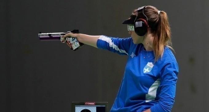 Ολυμπιακοί Αγώνες: 6η η Αννα Κορακάκη στα 25 μ. πιστόλι