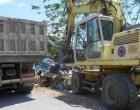 Μεγάλη επιχείρηση καθαρισμού για την ενίσχυση της πυρασφάλειας στο όρος Αιγάλεω