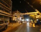 Νέα πεζογέφυρα στη Λ. Μεσογείων