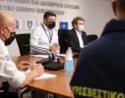 Χρυσοχοΐδης για τον καύσωνα: Θα ανακοινωθούν έκτακτα μέτρα για τους εργαζόμενους