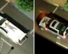 Σοκαριστικές εικόνες: Έδεσαν ομήρους σε αμάξια ως ανθρώπινες ασπίδες για να αποφύγουν τις σφαίρες – ΒΙΝΤΕΟ