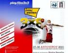 Στον Πειραιά το 1ο FIBA 3×3 Greece Tour