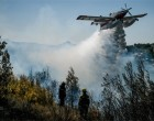 Φωτιά Εύβοια: Εκκένωση στα Μεσοχώρια Καρύστου