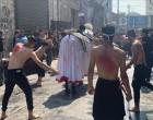 Δεκάδες άνθρωποι αυτομαστιγώθηκαν στον Πειραιά- Tι είναι το αιματηρό έθιμο της Ασούρα