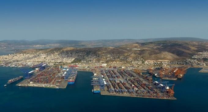 ΟΛΠ: Άνοδος διακίνησης εμπορευματοκιβωτίων 3,6% τον Ιούλιο στον Πειραιά