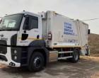 Δήμος Πεντέλης: Παρέλαβε το πρώτο νέο απορριμματοφόρο μετά από πολλά χρόνια