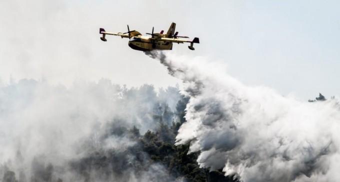 Ρέθυμνο: Πολύ υψηλός κίνδυνος πυρκαγιάς για την Περιφέρεια Κρήτης