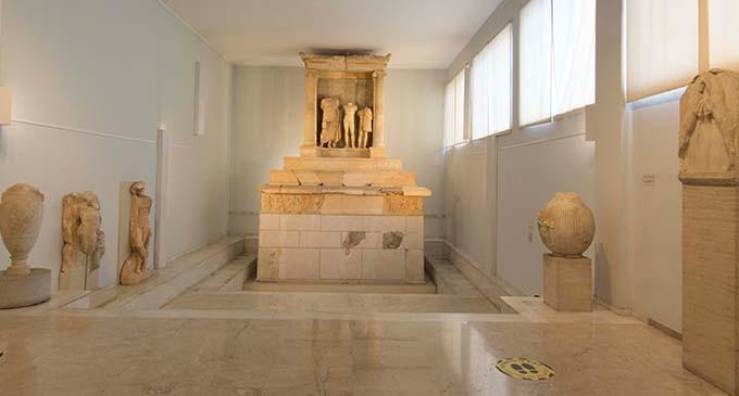 Ευρωπαϊκές Ημέρες Πολιτιστικής Κληρονομιάς 2021 στο Αρχαιολογικό Μουσείο Πειραιά