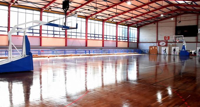 Ολοκληρώθηκαν οι εργασίες στο Κλειστό Γυμναστήριο του Μοσχάτου