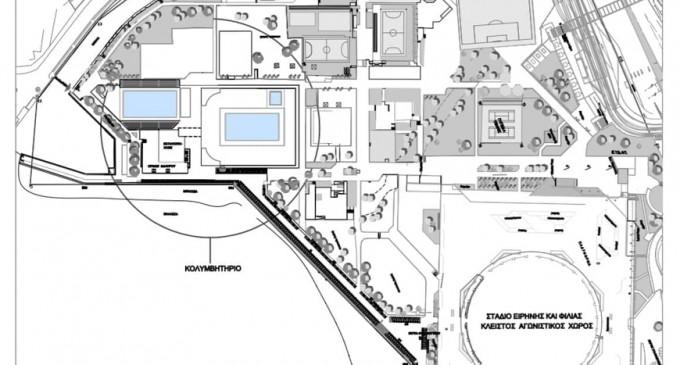 Δήλωση Δημάρχου Πειραιά Γιάννη Μώραλη για τη δημιουργία νέου κολυμβητηρίου σε έκταση του ΣΕΦ από τον ερασιτέχνη Ολυμπιακό