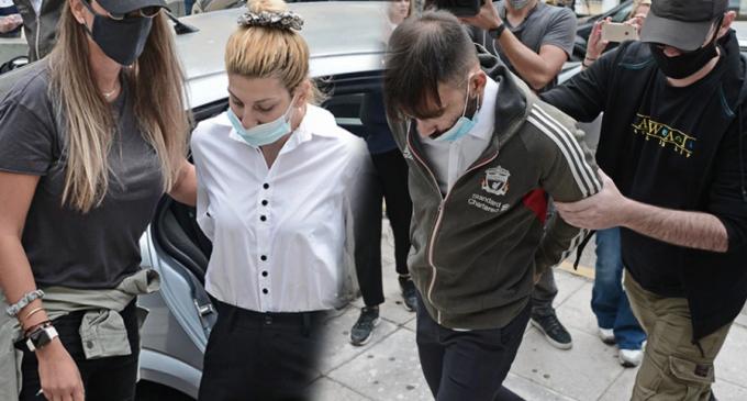Προφυλακιστέοι η Έλενα Πολυχρονοπούλου και ο σύντροφός της για τα 7,8 κιλά κοκαΐνης