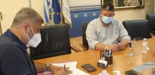 Με χρηματοδότηση της Περιφέρειας ξεκινούν έργα ασφαλτόστρωσης και αναβάθμισης οδικού δικτύου στο Δήμο Αχαρνών