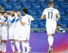 Για την πρώτη νίκη στο Κόσοβο η εθνική ομάδα