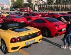 """Πάτησαν Ελλάδα οι 30 Ferrari του Club """"Passione Rossa"""""""