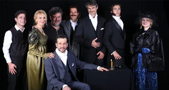 Η «Φιλική Εταιρεία» στο Ανοιχτό Θέατρο «Μίκης Θεοδωράκης» Αγ.Ι. Ρέντη