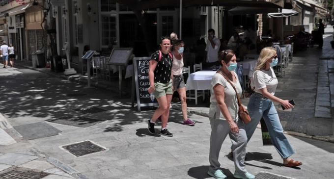 Κορωνοϊός: Στα 2.729 τα νέα κρούσματα – Ανεμβολίαστο το 90,11% των διασωληνωμένων