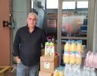 Δωρεά Αναψυκτικών από την ΕΨΑ Α.Ε. στην Κοινωφελή Δημοτική Επιχείρηση Πειραιά