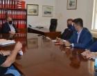 Ο Λιμένας Ελευσίνας στο επίκεντρο ενδιαφέροντος της  Διεθνούς Ναυτικής Ένωσης- Επίσκεψη εκπροσώπων Δ.Ν.Ε στον Ο.Λ.Ε. ΑΕ