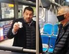 Νέες συσκευές απολύμανσης του αέρα στα λεωφορεία της Δημοτικής Συγκοινωνίας