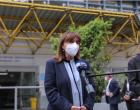 Κατερίνα Σακελλαροπούλου: Έκανε την 3η δόση του εμβολίου – «Ξεπεράστε τους φόβους σας και εμβολιαστείτε»