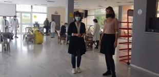 Με επιτυχία έγινε η Εθελοντική Αιμοδοσία του Δήμου Πεντέλης