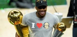 Γιάννης Αντετοκούνμπο: 4ος πιο ακριβοπληρωμένος παίκτης στο NBA, με ετήσια έσοδα 80,3 εκατ. δολαρίων!