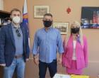 Συνάντηση Καρδιτσιώτικων Σωματείων της Αττικής με τον Αντιδήμαρχο Εμπορίου του Δήμου Πειραιά