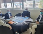 Συνάντηση του Δημάρχου Μαραθώνος Στέργιου Τσίρκα με εκπροσώπους του Υπουργείου Υποδομών και Μεταφορών για τα έργα αντιπλημμυρικής προστασίας