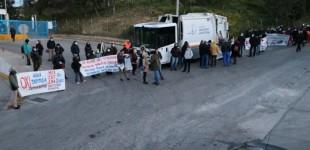 Αποκλεισμός του ΣΜΑ στο Σχιστό τη Δευτέρα 25 Οκτωβρίου