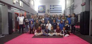 Έτοιμοι για το Πανευρωπαϊκό Πρωτάθλημα οι αθλητές του Taekwondo Κερατσινίου